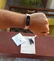 Smartband m5 rosa<br>Smartband m5 rosa por 55 reais!!!
