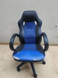 Cadeira gamer (precisa de conserto)