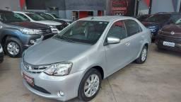 ETIOS Sedan XLS 1.5 AT (único dono)