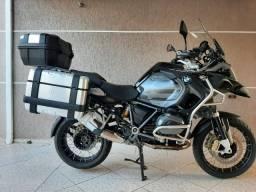 Bmw R 1200 GS Adventure Exclusive Triple Black 2019 TFT **Apenas 11.000 KM**