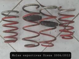 Molas esportivas Siena 2012