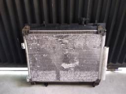 Condensado e radiador Etios
