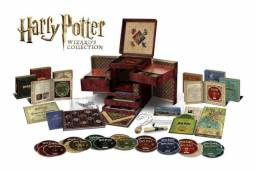 Harry Potter Wizard's Collection Box, completa, em estado de zero