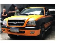 Chevrolet S10 Turbo Diesel 4x4 2.8 2002 Cabina dupla