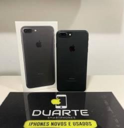 iPhone 7 Plus 128GB Black COMPLETO