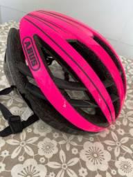 Capacete Profissional Abus bike