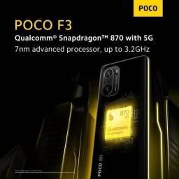**VENDO ou Troco **XIAOMI POCO F3 5G 128 GB/6 RAM