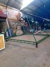 Tenda de Metalon