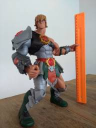He-Man e os Mestres do Universo - boneco de 30 cm da versão 200x (Raríssimo!!!)