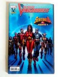 Vingadores n. 31   [Marvel | HQ Gibi Quadrinhos]