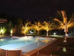 Casa com 4 dormitórios à venda, 400 m² por R$ 1.950.000,00 - Sauípe - Mata de São João/BA