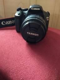Câmera Canon 550d