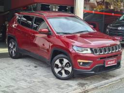 Jeep Compass 2018 2.0 Longitude (Aut) (Flex) Novissímo e baixa km