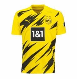 Camisa Borussia Dortmund Amarela