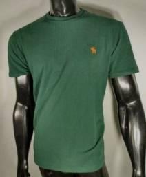 Camiseta abercrombie verde M