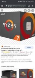 Ryzen 1700 + B350 Gaming PRO