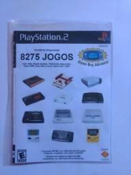 Emulador de Game boy advanced e game boy color para Gba E Gbc para PS2