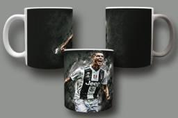 Caneca Porcelana CR7