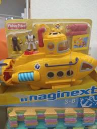 Imaginext submarino aventura