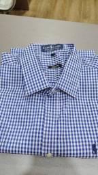 Camisa Social Masculino Ralph Lauren
