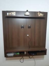 Rack de parede apenas 200,00 , dá pra colocar tv até 50 polegada