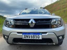 Duster Dakar 4x2 2018 Automática + impecável + IPVA 2021 PAGO
