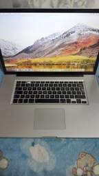 Mac book 17 polegadas