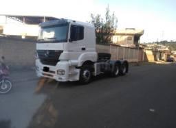 Caminhão axor 2544 ano 2010