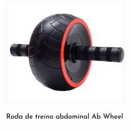Roda de treino abdominal exercícios fitness treino para o abdôme