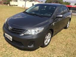 Toyota corolla GLI 1.8 automático 2013/2014