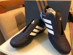 Chuteira Adidas society Predator tam 40