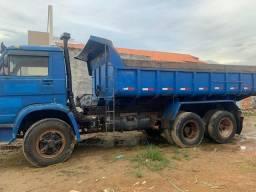 Caminhão caçamba truncada Volkswagen 86/86