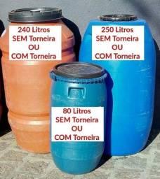 Título do anúncio: Barrica / Bombona / Tambor
