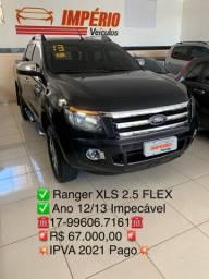 Ranger XLS 2.5 Flex 12/13