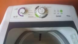 Vendo esta linda máquina de lavar roupa grande de 11 kg