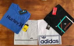 4 camisas por apenas 99,99