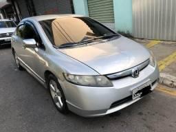 Honda Civic, Automático, GNV injetável.
