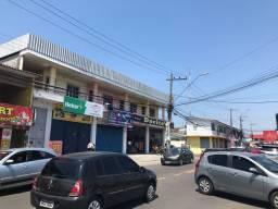 Alugo quatros salas comerciais na estrada do Manoa