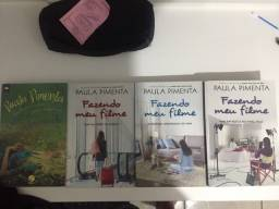 livros Paula Pimenta