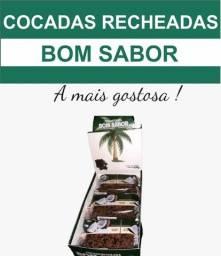 Doce Cocadas BOM Sabor