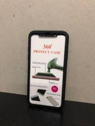 Capa 360 para iPhone X ou XS