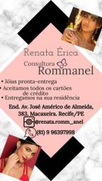 Joias Rommanel a partir de R$55 pronta entrega em Recife