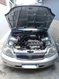 Honda Civic LX 1.6 super econômico vale a pena carro não paga mais IPVA