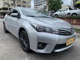 Toyota Corolla 2017 GLI Upper + 67.000km + GNV + ipva 21 pago