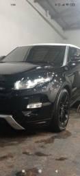 Range Rover dynamic tech 2013