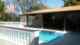 Chácara maravilhosa em Socorro, 02 dormitórios, piscina, área gourmet, ótima localizaçãoã