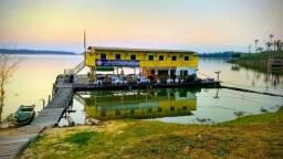 Flutuante a margem do Rio Jaci Paraná - CA0154