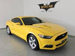 Ford Mustang V6 Coupe 3.7 AUT - 2015