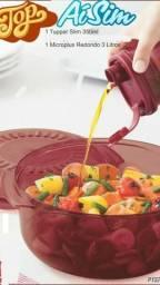 Microplus redondo 3 litros + tupper slin 350 ml (ANÁPOLIS )