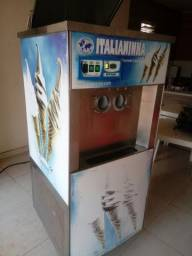 Maquina sorvete italianinha